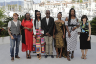 Abortion drama from Chad stirs Cannes Movie Competition