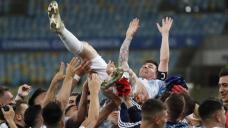 Messi's Argentina beats Brazil 1-0, wins Copa The US title