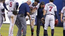 LEADING OFF: Braves await tests on Acuña, MLB draft starts