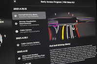 Tesla's FSD Beta 9 is out and the new visualisations look fantastic