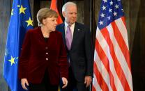 Biden and Merkel to discuss Afghanistan, cybersecurity and Nord Dart pipeline this week