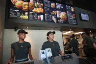 What McDonald's minimum wage raise says about quick-meals franchise future