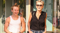 Sharon Stone & Infrequently ever Seen Son Roan, 21, Step Out For Having a watch Date In Beverly Hills — View Pics