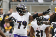 Ronnie Stanley earns spot on collaborative list of top offensive tackles in NFL by ESPN
