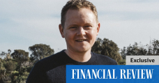 'Don't transfer… global tech firms can grow in Australia,' says $2b founder