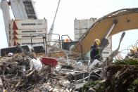 94 ineffective, 22 still missing in Florida condominium collapse as search efforts enter third week
