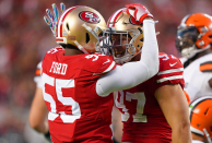 49ers 2021 90-man roster preview: Defensive end