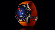 This tiny-edition Colossal Mario smartwatch will run you $2,150