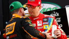 NASCAR at New Hampshire: Starting lineup for Sunday's Foxwoods Resort Casino 301