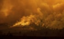 Wildfires tear through 1m acres in US west as 16,000 firefighters battle onslaught