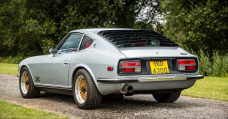 This 300bhp Datsun 240Z Is A Queer But Sparkling Rocketship