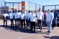 'We will die for our neighborhood': Kasi Brothers hold the line against looters