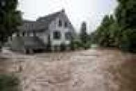 Over 40 tiring, dozens missing as severe floods strike Europe