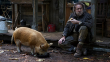 Nicolas Cage talks 'Pig' co-big name, freezing with Cher during 'Moonstruck' and his chase-to dinner recipe