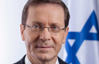 President Herzog: Coexistence in Lod means coexistence in Israel