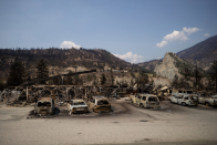 State of emergency for B.C.'s wildfires not 'critical' at this time: officials
