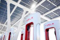 Tesla to speed up road trips with Supercharger speeds increasing to 300kW