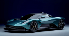 The Manufacturing Aston Martin Valhalla Is Right here With An AMG Flat-Airplane V8