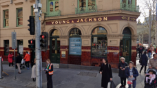 Victoria COVID cases stranger transmission at Younger and Jackson in Melbourne's CBD