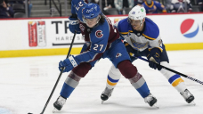 Avalanche send Graves to Devils with eye on expansion draft
