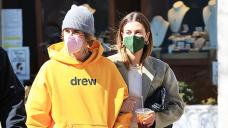 Justin Bieber & Hailey Baldwin Are 'Doing Gigantic' & 'In Cherish' Despite Video 'Drama'