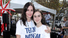 Courteney Cox's Daughter Coco, 17, Reveals If She'd Reasonably Date 'Younger Joey or Younger Chandler' From 'Guests' — Search