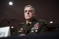 """""""You're Gonna Have a Fucking War"""": Mark Milley's Battle to Stop Trump from Striking Iran"""