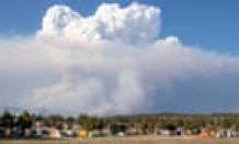 Oregon wildfire causes miles-excessive 'fire clouds' as flames grow