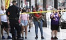 Los Angeles police fatally shoot man on Hollywood's Scramble of Popularity