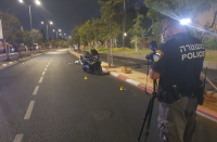 30-three hundred and sixty five days-ragged known criminal shot in Tel Aviv in suspected assassination