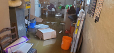 Girl with flooded basement 'frustrated' at Metropolis of Welland's lack of response