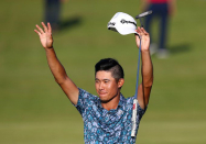 Birth Championship consequence: Louis Oosthuizen falls short as Collin Morikawa wins