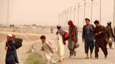 Leaders talk peace as Afghans battle chaos