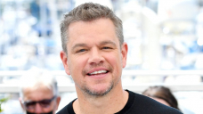 Matt Damon's Daughter May presumably maybe maybe also no longer Detect His Movies: She 'Likes to Give Me S—t'