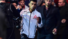 Raulian Paiva excited for new start at bantamweight, eyes potential ranking after UFC on ESPN 27