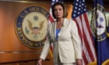 White Dwelling official and Pelosi aide test positive for Covid, reports say – live