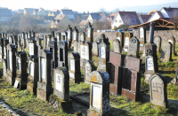 Nearly half of Jewish cemeteries in Europe in need of protection