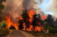 Where's there's smoke, there's COVID, new study finds