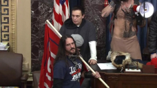 US Capitol man sentenced to eight months