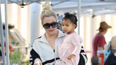 Khloe Kardashian Jokes That Daughter Correct, 3, Is Coming For Kendall Jenner's Modeling Profession
