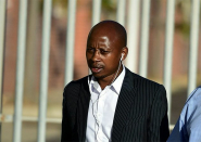 It's a lie I was involved in bid to stage a coup d'etat' says Andile Lungisa