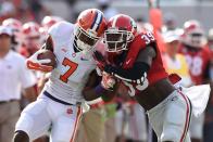 Kirby Piquant talks Georgia football season-opener vs Clemson