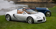 Bugatti Has Restored The First-Ever Veyron Great Sport