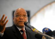 Jacob Zuma's temporary release from prison branded 'a security threat'