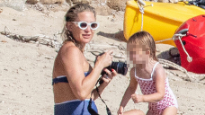 Kate Hudson, 42, Looks Extremely Toned In A Bikini As She Performs With Daughter, 2, In Adorable Photo