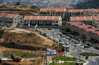 US tells Israel 'refrain' from settler building as de-facto freeze sets in