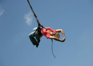Bungee-jumping date turns fatal: Woman plunges to her death