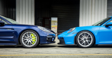Porsche Panamera Turbo S E-Hybrid And 911 GT3 Are Extra Alike Than You Deem