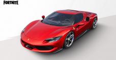 Fortnite Provides Ferrari 296 GTB For Gamers To Accumulate