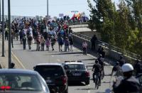 BDS: Contemporary York, Contemporary Jersey activists to block Israeli cargo ship